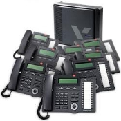 Vertical SBX IP - 6x16 KSU / 8 Phones Package (4003-30)