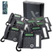 Vertical SBX IP - KSU / Voicemail / 8 Phones Package (4003-48)