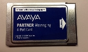 Avaya Partner Messaging 4-Port Card 700015068